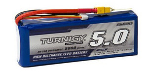 Turnigy LiPo Battery 3S 5000mAh